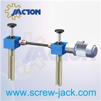jackscrew mechanical linear actuator drive system suppliers and manufacturers