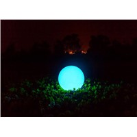 led garden light with ball shape,furniture lighting