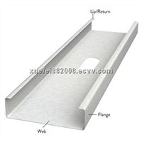 light gauge steel metal stud