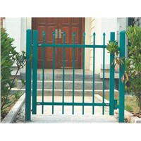 Metal Grill Fence Gate Factory