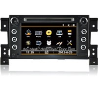 new arrival suzuki Vitara 2014 DVD PLAYER with GPS navigation system