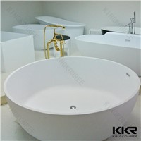 new design freestanding bathtub solid surface