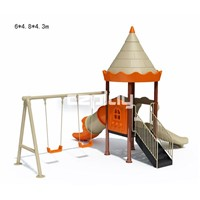 outdoor slide swing for sale