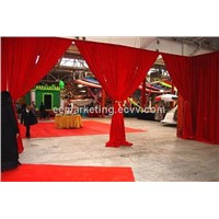 Party Decoration Holiday Festival Decoration Metal Curtain Rod TUV Approval