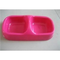 pet bowl, plastic pet bowl ,pet feeder
