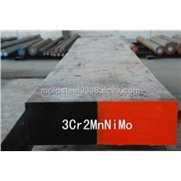 plastic alloy steel 3Cr2MnNiMo / 1.2738 flat bars steel