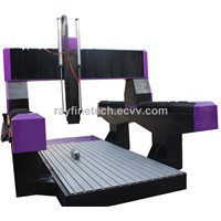 plastic,foam,wood ESP cnc mold cutting machine RF-1325-F