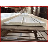 polystyrene PS molduras /rodapes/baseboard/ skirting board /decoration moulding