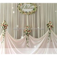 Portable Curtain Rod Exhibition Show, Fashion Show, Party,Festival Decoration Easy Use