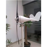 portable wind turbine generator for home use