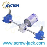 screw jack gearbox systems-screw jack modular building-block system suppliers and manufacturers