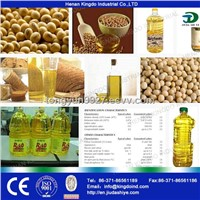 small automatic soybean oil making machine machine with ISO9001,BV,CE,SGS