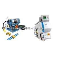 splice crimping machine