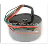 toroidal transformer for testing equipment
