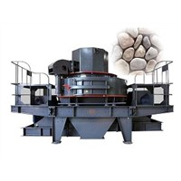 vertical shaft impact crusher-sand making machine