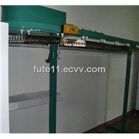 automatic clothes conveyor, conveying machine