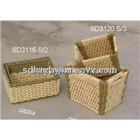 maize baskets