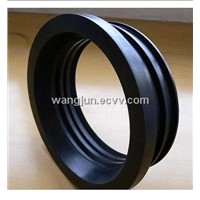 service weight gasket, sv gasket, rubber gaskets for soil pipe, plumbing gaskets