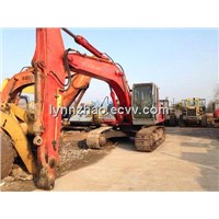 used  Hitachi ZX200 excavators