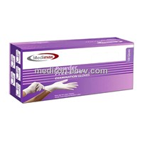 Medimax Latex Powder Free Examination Glove 6.0gr