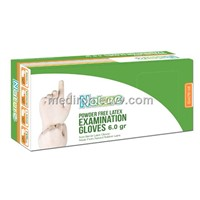 Nature Latex Powder Free Examination Glove 6.0gr