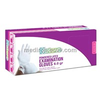 Nature Latex Powdered Examination Glove 6.0gr