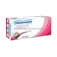 Paramount Latex Powder Free Examination Glove 5.5gr