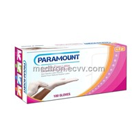 Paramount Latex Powder Free Examination Glove 6.0gr