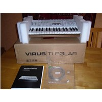 Access Virus TI Desktop Synthesizer IMMACULATE---700Euro