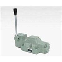 Manually Operated Directional Valves