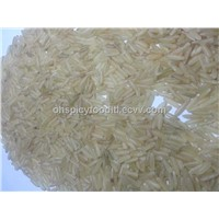 Thai long grain parboiled cargo rice 100% sorted