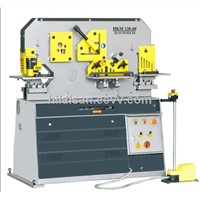 Hydraulic Iron Worker Machine Single Cylinder
