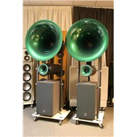 Avantgarde Acoustics Duo G1, 2008 Horn Speaker------7000$