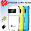 New 2014 Hotspot Wireless Portable 3G Unlocked Pocket Mobile Wifi Router with SIM Card Slot