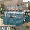 double wire chain link fence weaving machine