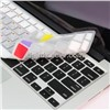silicone keyboard cover skins protector with function key for Macbook