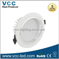 15W Bridgelux LED Downlight, 1500lm Dimmable LED Ceiling Downlight