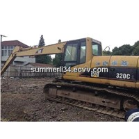 320CL CAT crawler excavator used