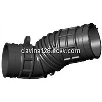Auto rubber air intake hose