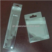 Custom Made PVC Packing Box/ Clear PVC Box/PVC Box For Stationery Packing /Plastic Display Box