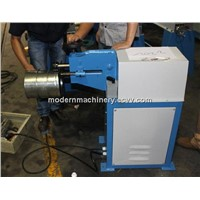 Electric reel machine,motor rotary machine for spiral duct former