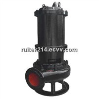 High Power Electric Submersible Sewage Pump