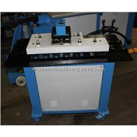 Lock former, locking machine,lock forming machine for spiral duct machinery