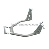Motorcycle paddock stand, aluminum stand, motorcycle rear stand