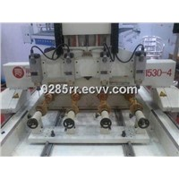 Multi-heads cnc router for cylinder