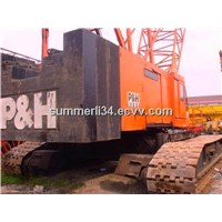 P&H used crawler crane KOBELCO