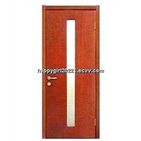Wood Doors With Glass