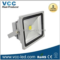 10W Bridgelux Silver Led Floodlight