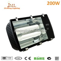 200w induction floodlight tunnel light 16,000lm replace MHL HPL 300~500W IP65 outdoor series