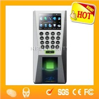 2013 Hot Sale TFT Color Screen ZKsoftware Lock system F18